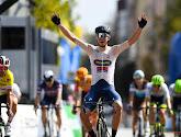 Andreas Kron wint de laatste etappe in Luxemburg, Ulissi eindwinnaar