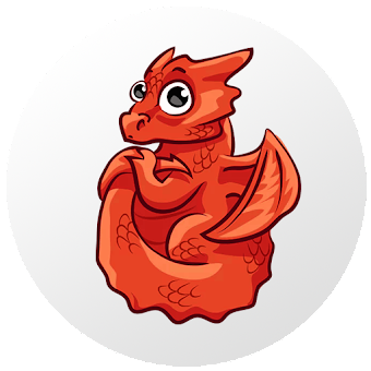Dragon Sticker for WhatsApp