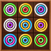 Crush Rings - Match Color Rings icon