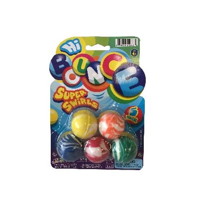juguete jaru pelotas super swirls
