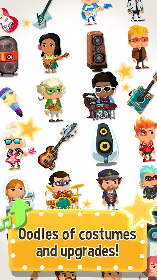 Beat Bop: Pop Star Clicker- screenshot