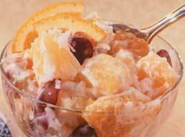 Summer Ambrosia Recipe