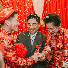 Wedding photographer Shang Tran (tran). Photo of 25.02.2017