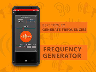 Frequency Generator - Tone Generator 27 0 3 + (AdFree) APK for Android
