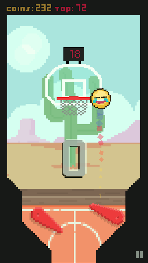 Swish Ball- screenshot