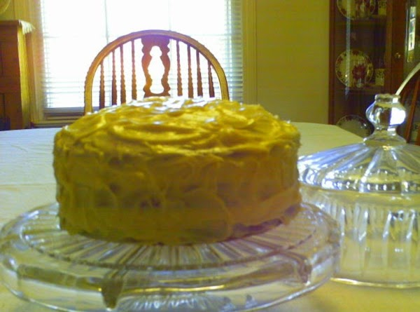 Bea's Pumpkin Cake Recipe