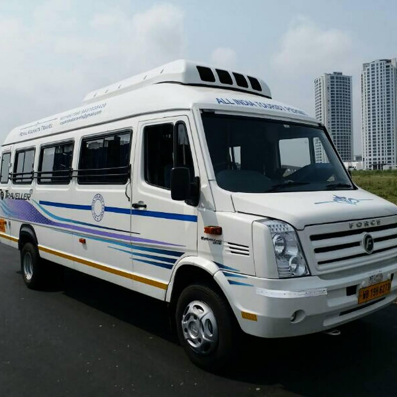 Kolkata Car Rental Travel Agency In Ballygunge