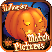 Match Pictures of Halloween