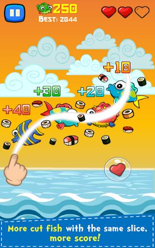 Sushi Ninja 1.23 screenshots 12