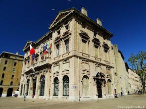 Photo: #008-L'Hôtel de Ville de Marseille.