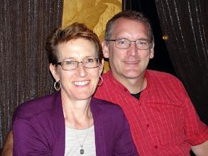 Photo: Mary & Bill Bahnfleth (Society President-Elect)