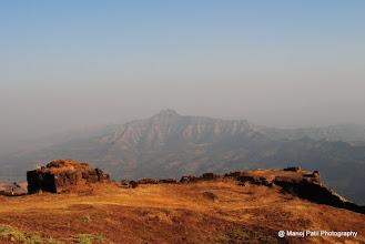 Photo: Rajgad from Kille Torana