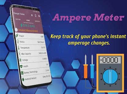 App Charger Tester-Ampere meter APK for Windows Phone