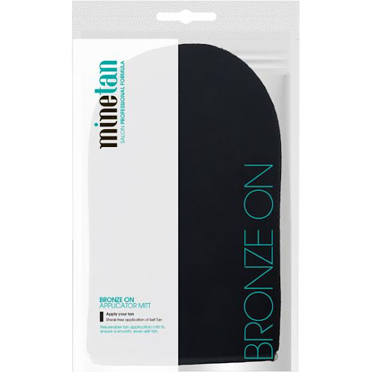 Mine Tan Bronze On Applicator Mitt Single Pack