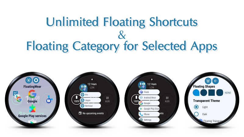 Floating Shortcuts \341\264\276\341\264\277\341\264\274 Screenshot 11