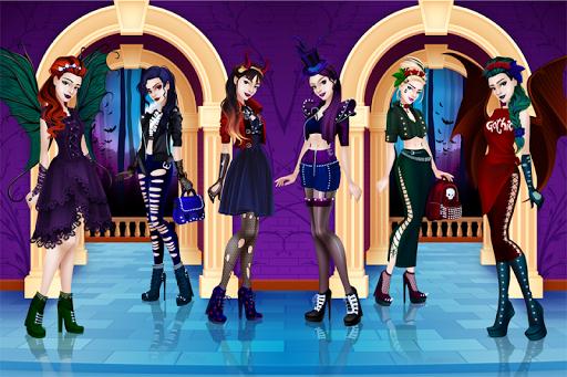 Gothic Dress Up 1.2.2 screenshots 1