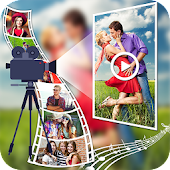 Movie Maker With Music : Photo Slideshow Maker