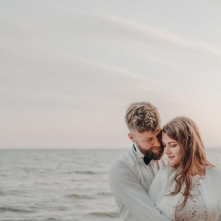 Wedding photographer Przemek Grabowski (pegye). Photo of 19.01.2018