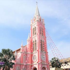 ホーチミンの最旬フォトスポット、真っピンクの「タンディン教会」に行ってみた
