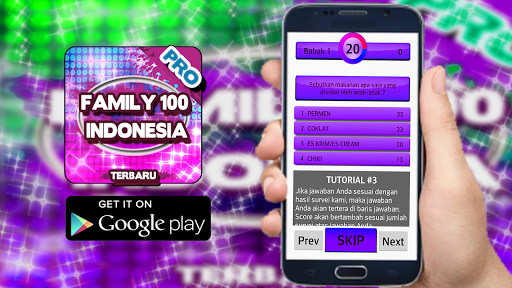 Family 100 Indonesia - Terbaru 1.0.0 screenshots 3