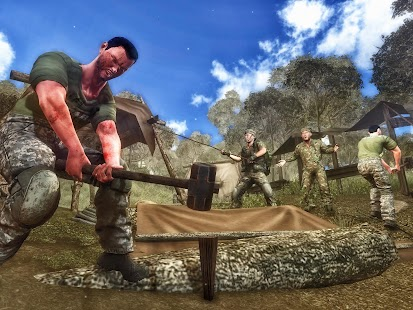US Army Survival Training- screenshot thumbnail