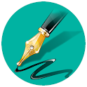 Draw Signature Pro (No Ads) icon