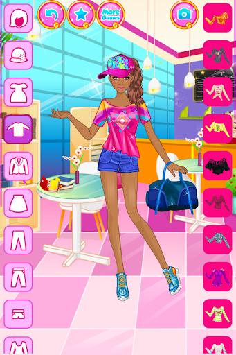 High School Dress Up For Girls 1.0.6 screenshots 2