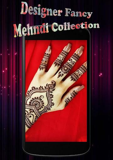 Fancy Mehndi Design 2017 1.9 screenshots 8