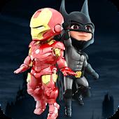 Iron and Bat baby