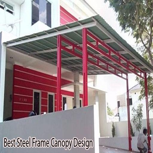 Best Steel Frame Canopy Design 2.0 screenshots 1