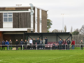 Photo: 16/11/13 v Bottesford Town (Northern Counties East League Division 1) 0-7 - contributed by Leon Gladwell