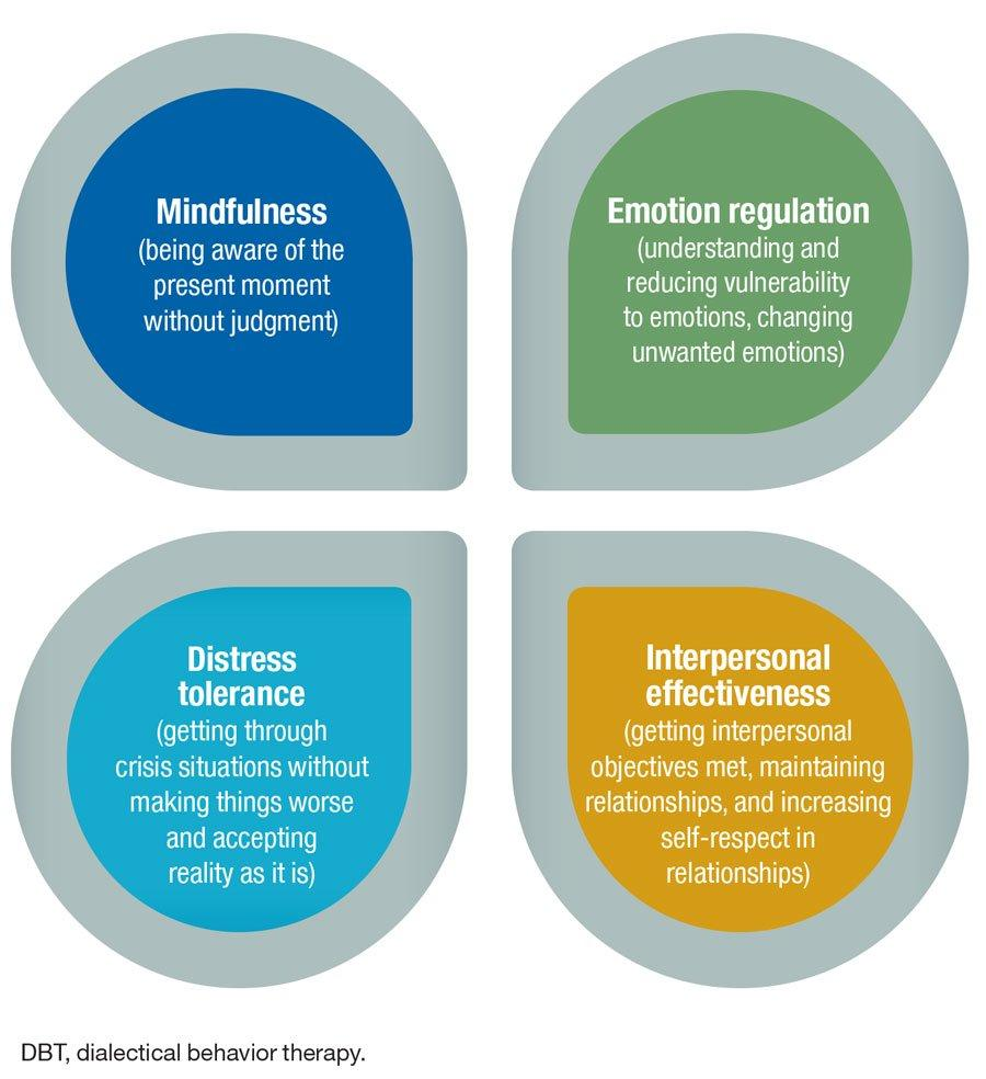Dialectical Behavior Therapy Skills Training Is Effective ...