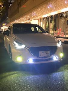 デミオ DJ5FS ブラックレザーリミテッドのカスタム事例画像 yuukiさんの2019年01月17日02:30の投稿