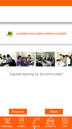 Learning into Employment