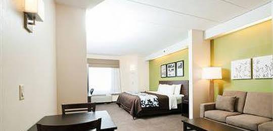Sleep Inn and Suites Hagerstown