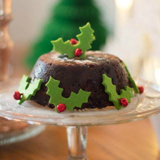 Traditional Christmas Pudding Recipe with a Twist