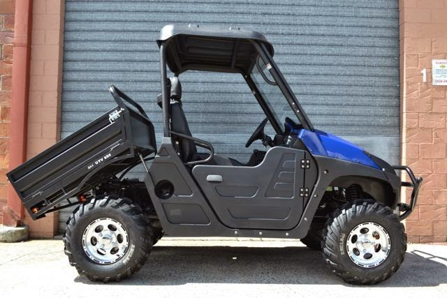 600cc 4x4 Farm UTV with CF moto Engine with rear tipping tray