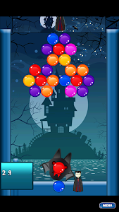 Vampire Bubble Shooter screenshot 6