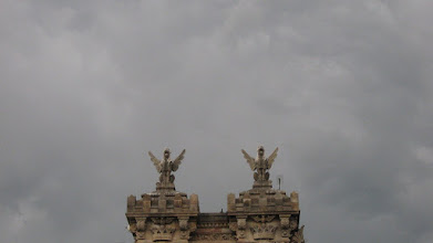 Photo: Gargoyles, Barcelona