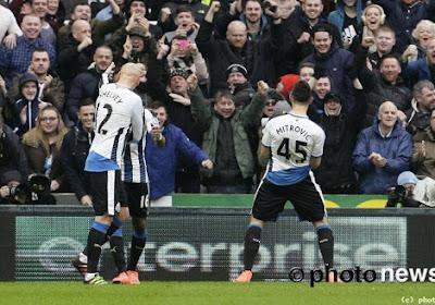 Le but de Mitrovic qui donne la victoire à Newcastle
