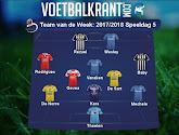 Heel wat jongens van Club Brugge en Charleroi in ons Team van de Week