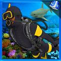 Scuba Diving – Deep Sea Tour icon