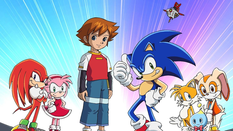 Watch Sonic X live