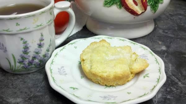 Three Ingredient Biscuits Recipe