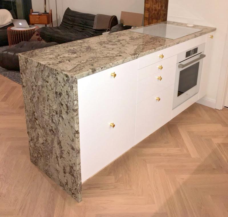 Küchenarbeitsplatte Naturstein Arbeitsplatte Kücheninsel