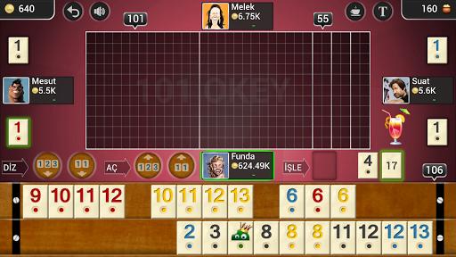 101 Okey - u0130nternetsiz 1.6.0 screenshots 4