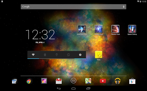 Vortex Galaxy screenshot 11
