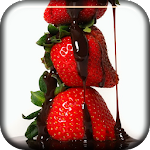 Chocolate And Strawberry LWP
