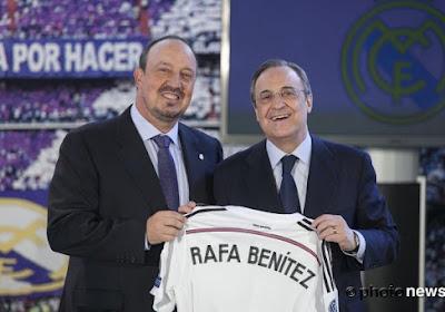 Les méthodes de Benitez ne plaisent pas à tout le monde au Real