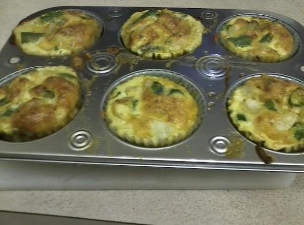 Muffin Tin Frittatas Recipe